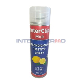 Klímatisztító spray InterClin Midi 500ml.